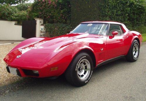 Our Corvette